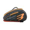 Bullpadel Padeltas Zwart / Oranje - Middelgroot