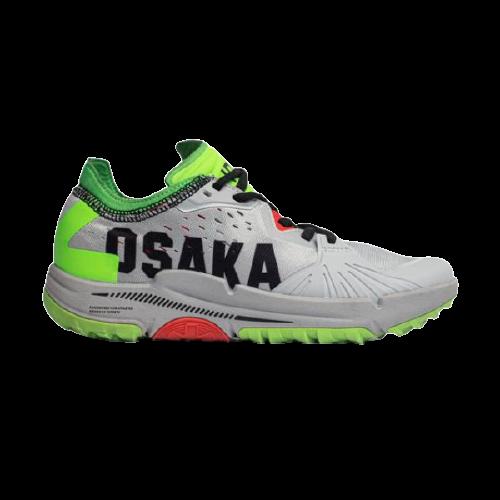 Osaka Heren Padelschoenen Ido Mk1 - Grijs en Groen