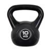 Pure2Improve Kettlebell 10kg - Zwart PVC