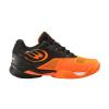 Bullpadel Padel Schoenen Oranje met Zwart Vertex Grip 21