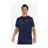 Bullpadel T-Shirt Folco Navy Blauw - Officiële Spaanse Padel Tenue