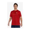 Bullpadel T-Shirt Folco Rood - Officiële Spaanse Padel Tenue